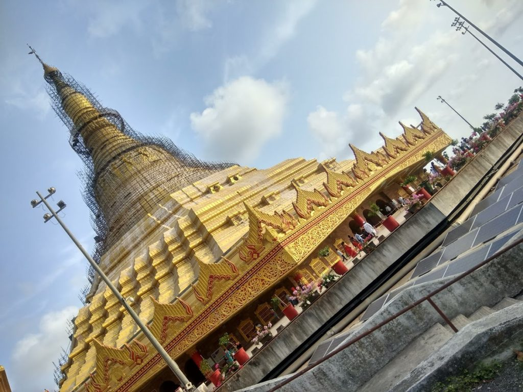 Global Vipassna Pagoda